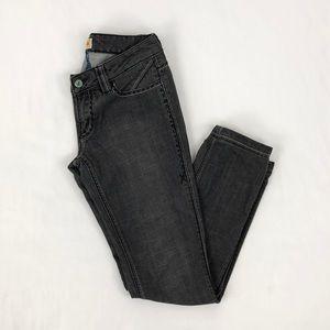 Antik Denim Gray Skinny Jeans
